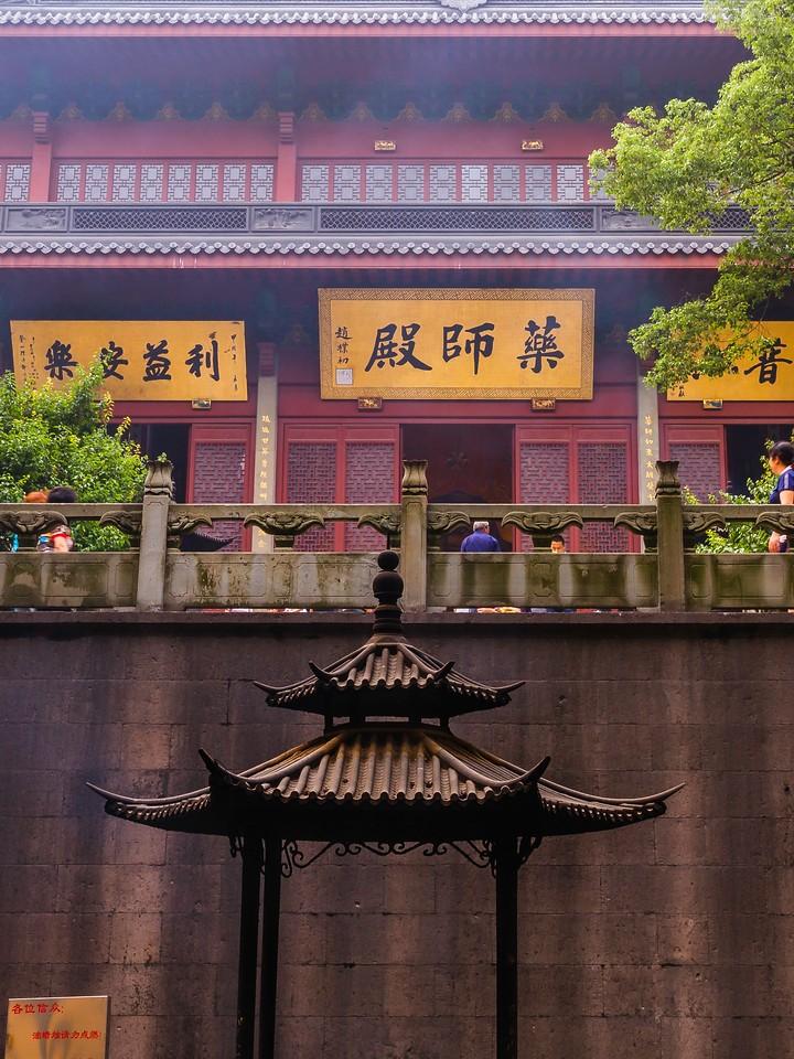 杭州灵隐寺,著名景点_图1-15