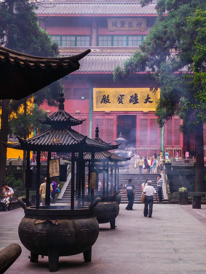 杭州灵隐寺,著名景点_图1-1