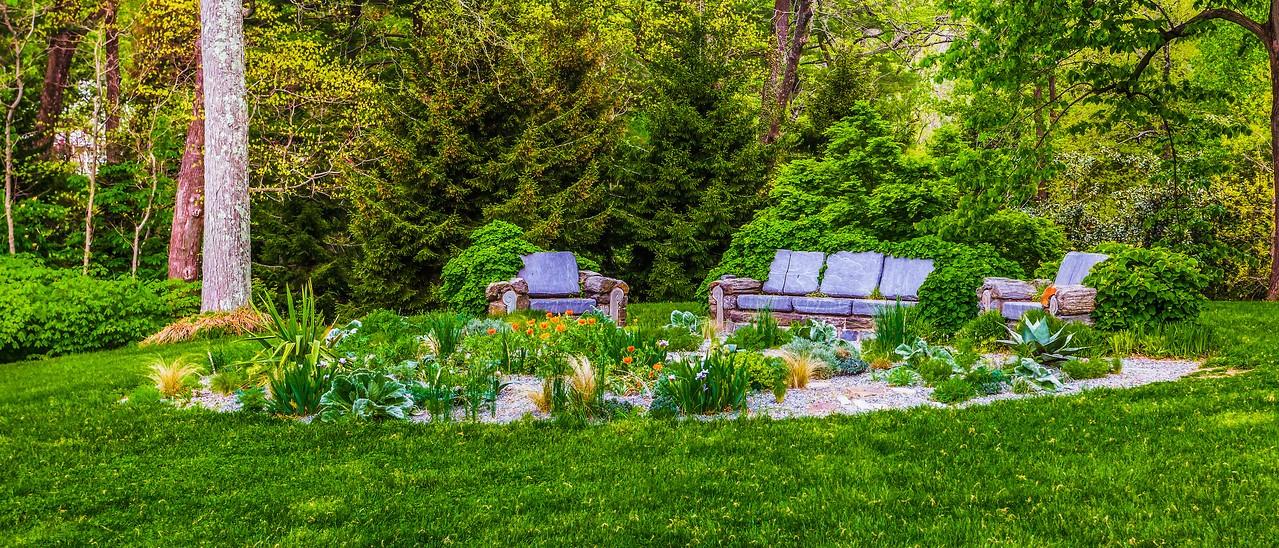 Chanticleer花园,春天气息_图1-23