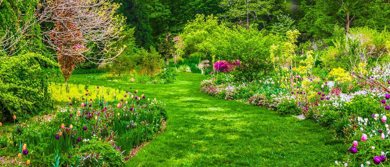 Chanticleer花园,春天气息_图1-21