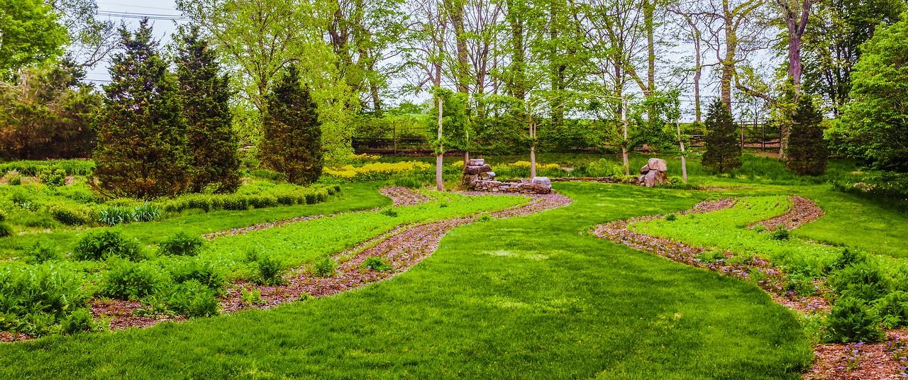 Chanticleer花园,春天气息_图1-2