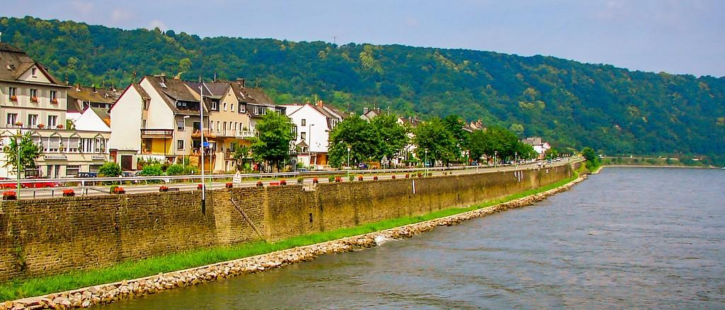 游莱茵河,两岸小镇_图1-16