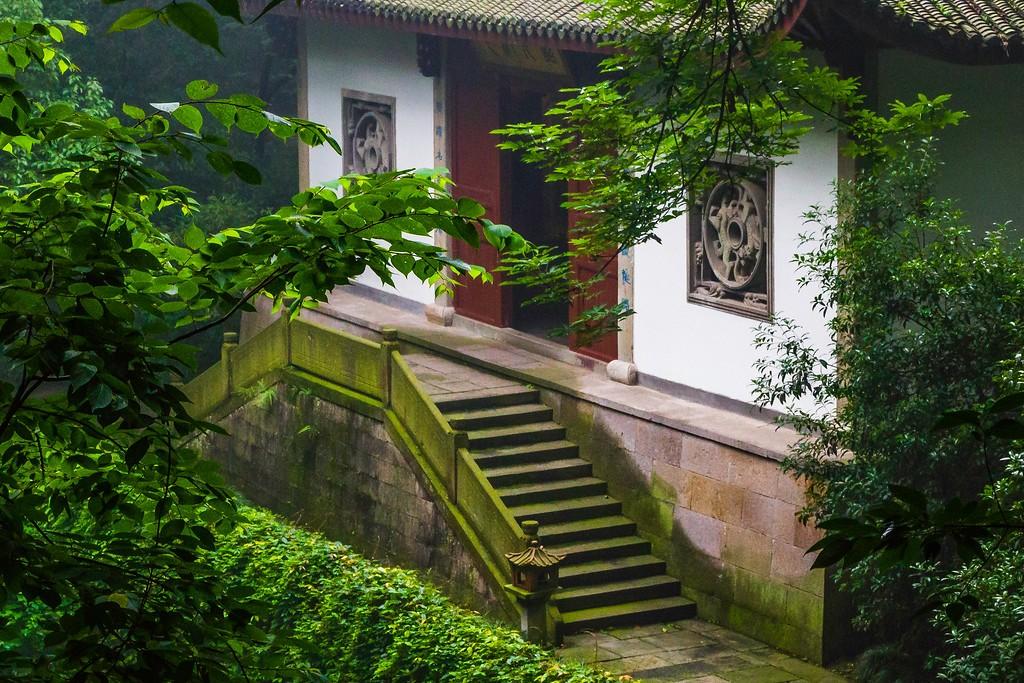 杭州虎跑,一处幽静传奇的景点_图1-11