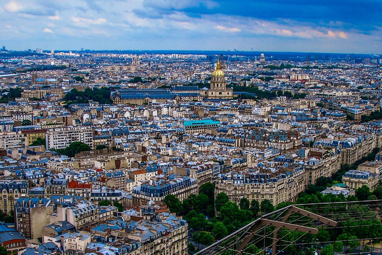 法国巴黎,全城风貌_图1-12
