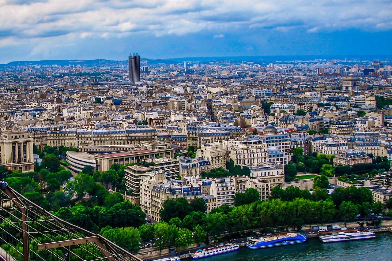 法国巴黎,全城风貌_图1-13