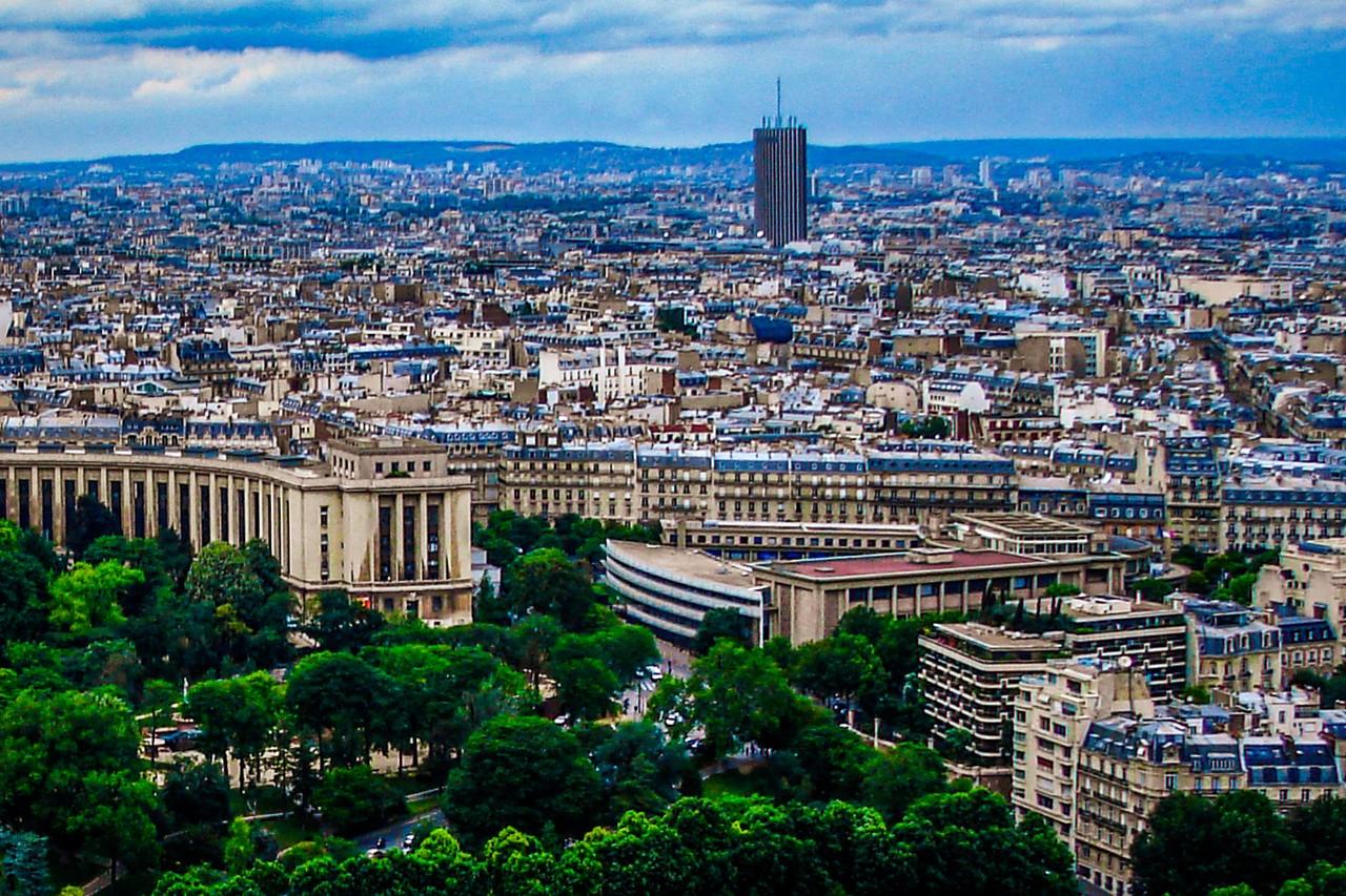 法国巴黎,全城风貌_图1-14
