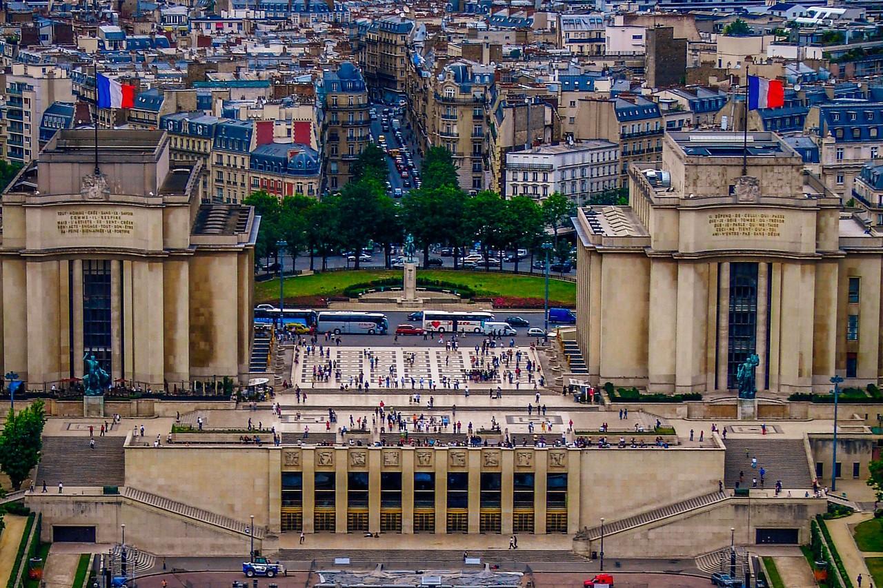 法国巴黎,全城风貌_图1-10