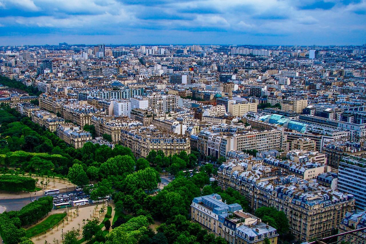 法国巴黎,全城风貌_图1-15