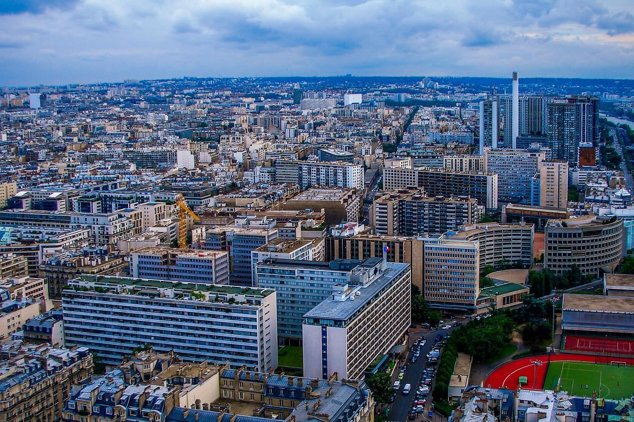 法国巴黎,全城风貌_图1-9