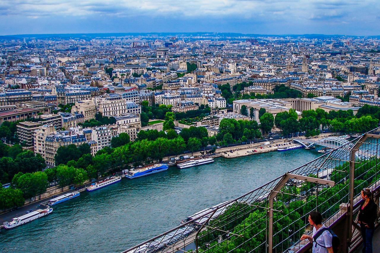 法国巴黎,全城风貌_图1-11