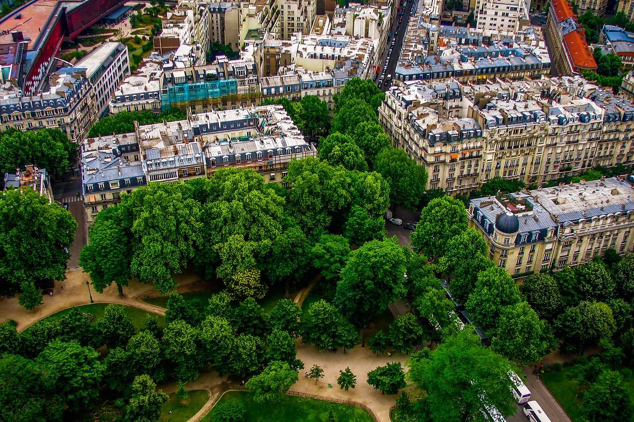 法国巴黎,全城风貌_图1-4