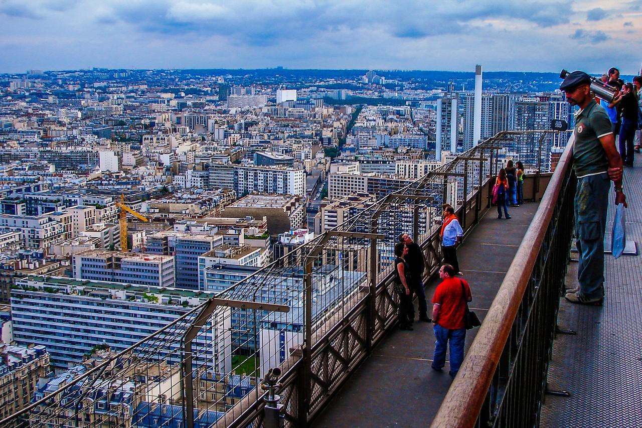 法国巴黎,全城风貌_图1-7