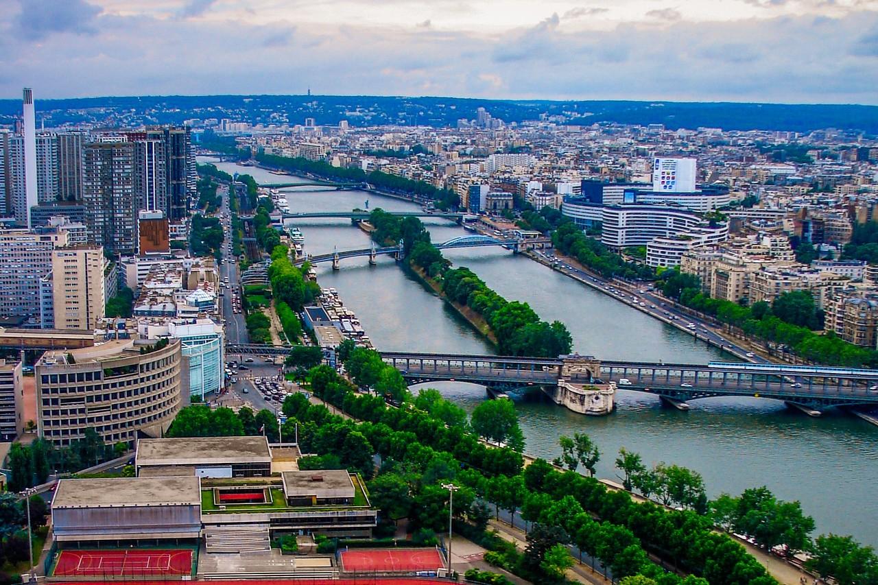 法国巴黎,全城风貌_图1-8