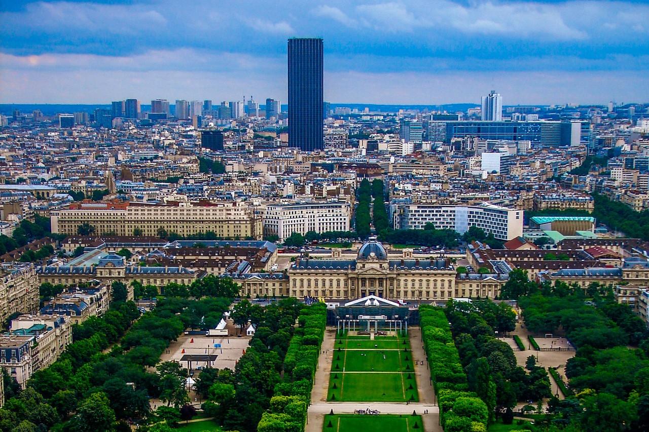 法国巴黎,全城风貌_图1-2