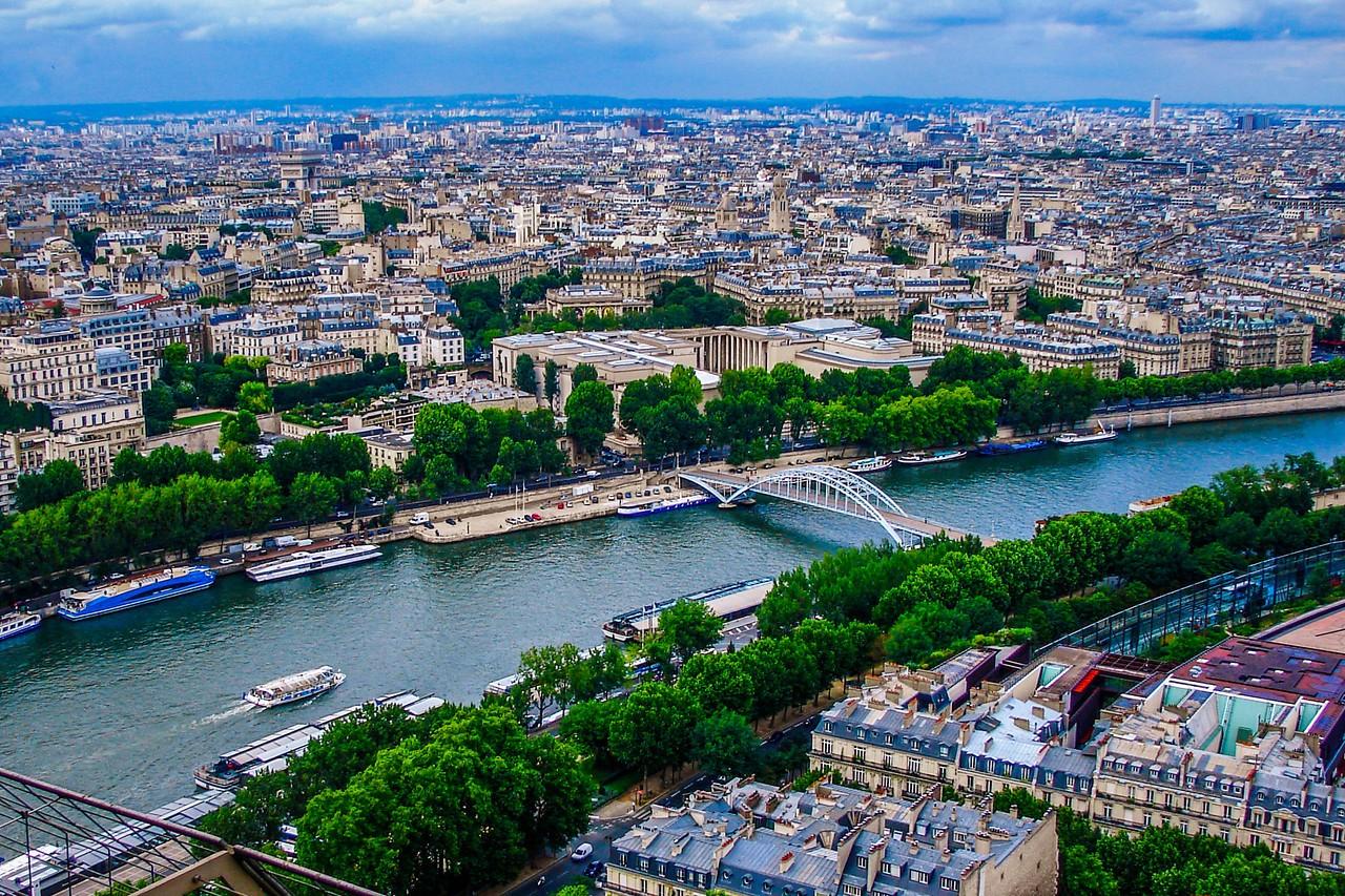 法国巴黎,全城风貌_图1-1