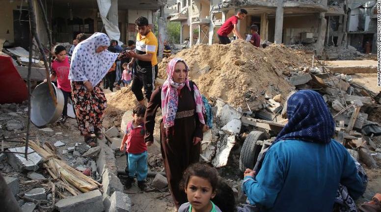 以色列-巴勒斯坦达成无条件停火协议_图1-1