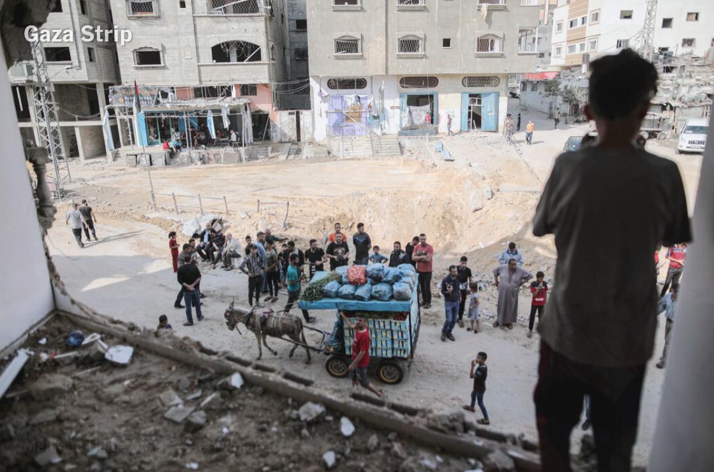 以色列-巴勒斯坦达成无条件停火协议_图1-4