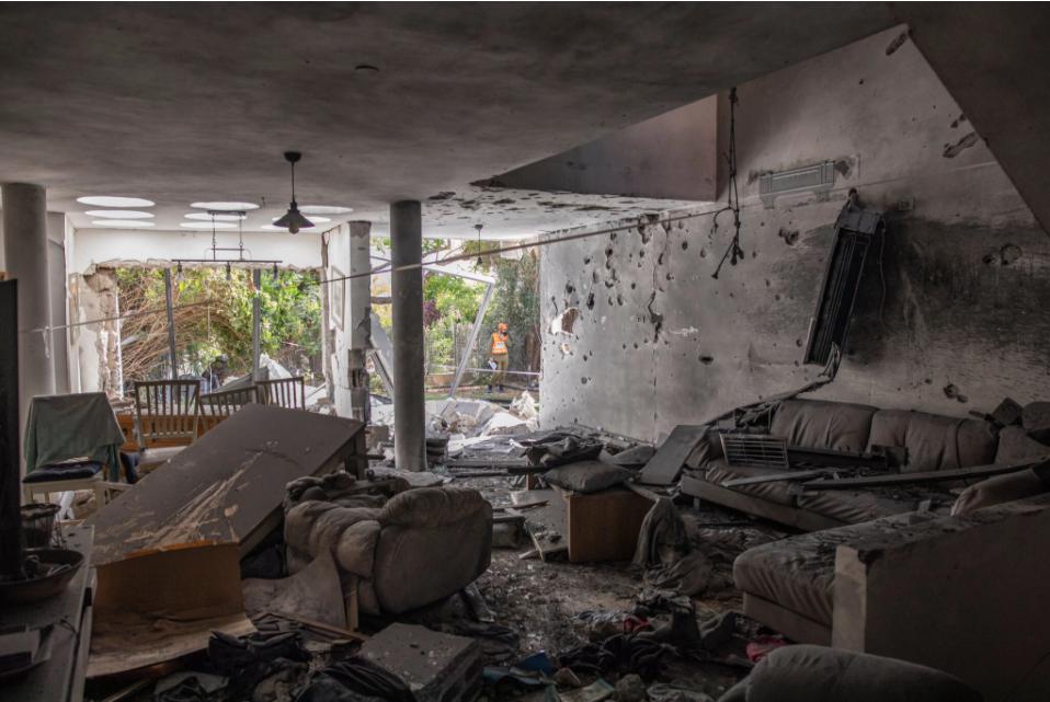 以色列-巴勒斯坦达成无条件停火协议_图1-3