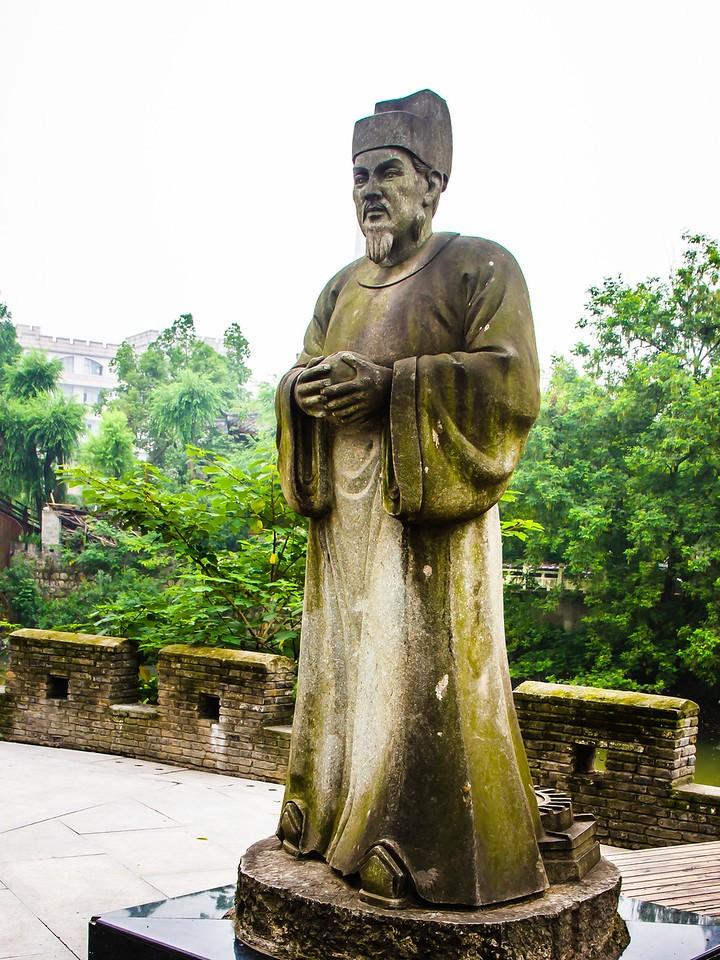 杭州宋城主题公园,回顾人文历史_图1-4