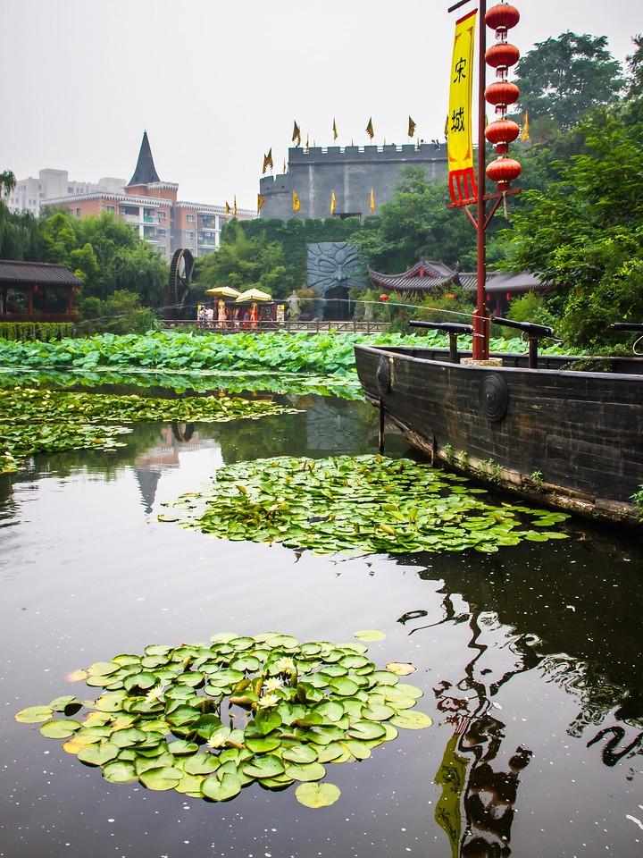 杭州宋城主题公园,回顾人文历史_图1-9