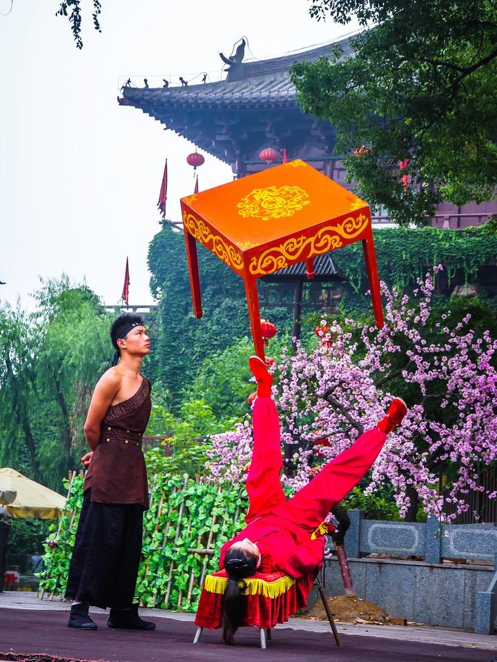 杭州宋城主题公园,回顾人文历史_图1-11