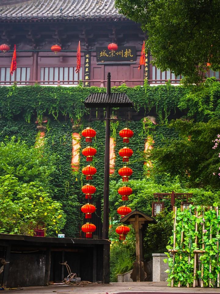 杭州宋城主题公园,回顾人文历史_图1-5