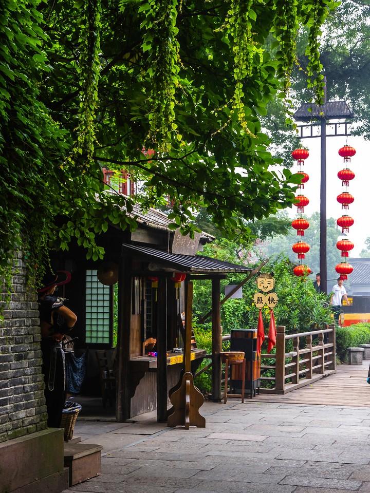 杭州宋城主题公园,回顾人文历史_图1-24