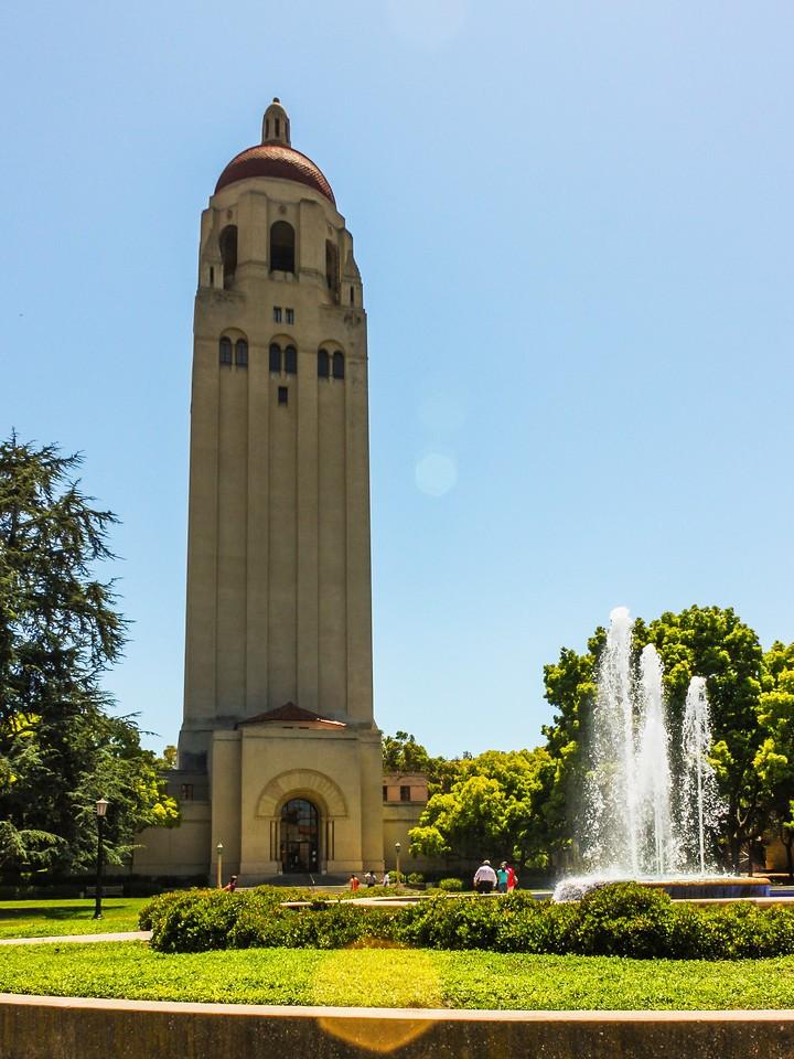 美国斯坦福大学,校园建筑_图1-2