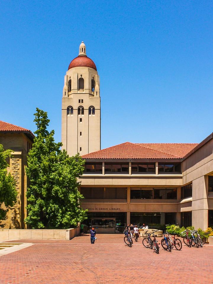 美国斯坦福大学,校园建筑_图1-6