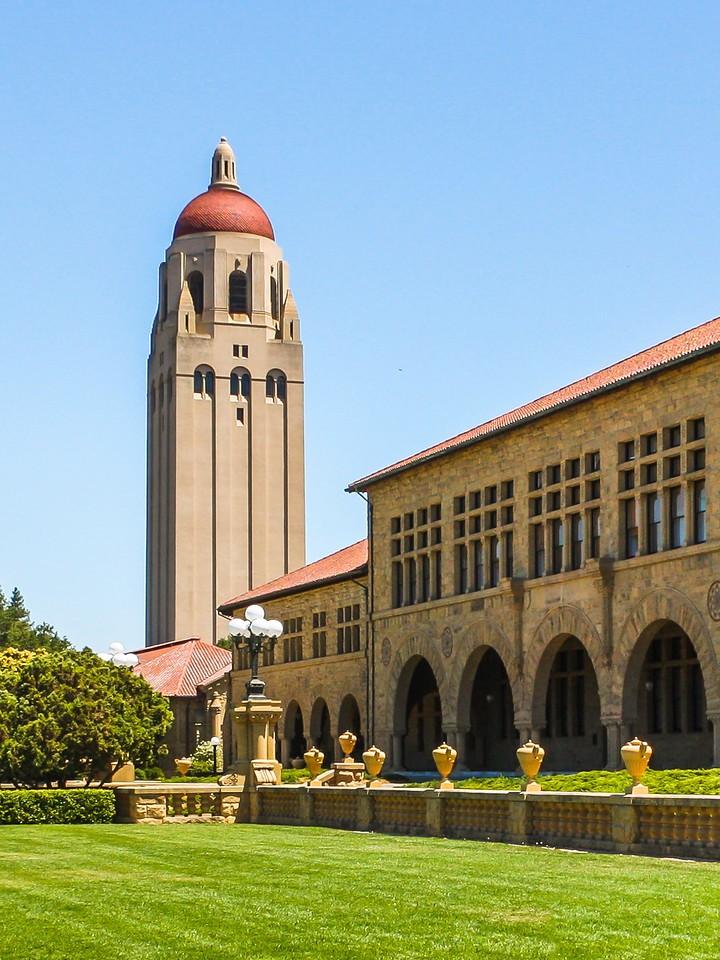 美国斯坦福大学,校园建筑_图1-7