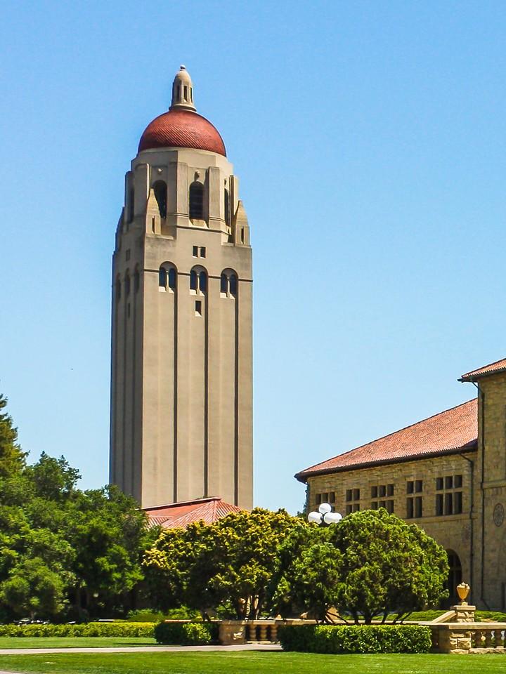 美国斯坦福大学,校园建筑_图1-8