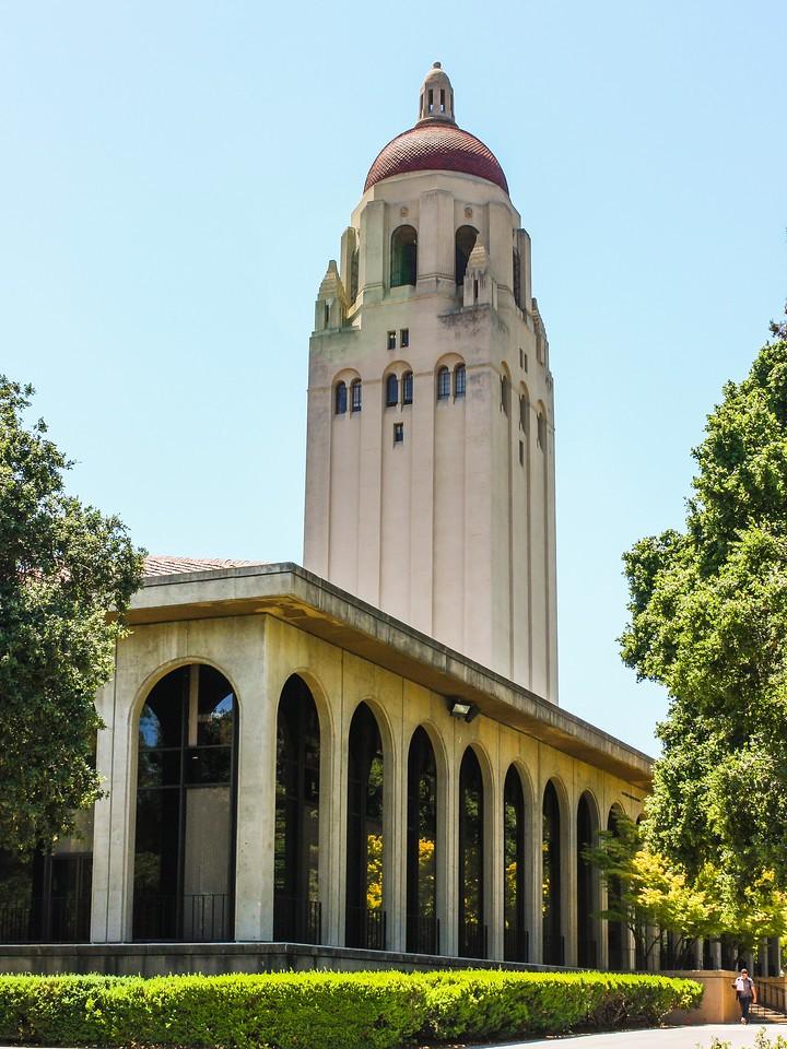 美国斯坦福大学,校园建筑_图1-5
