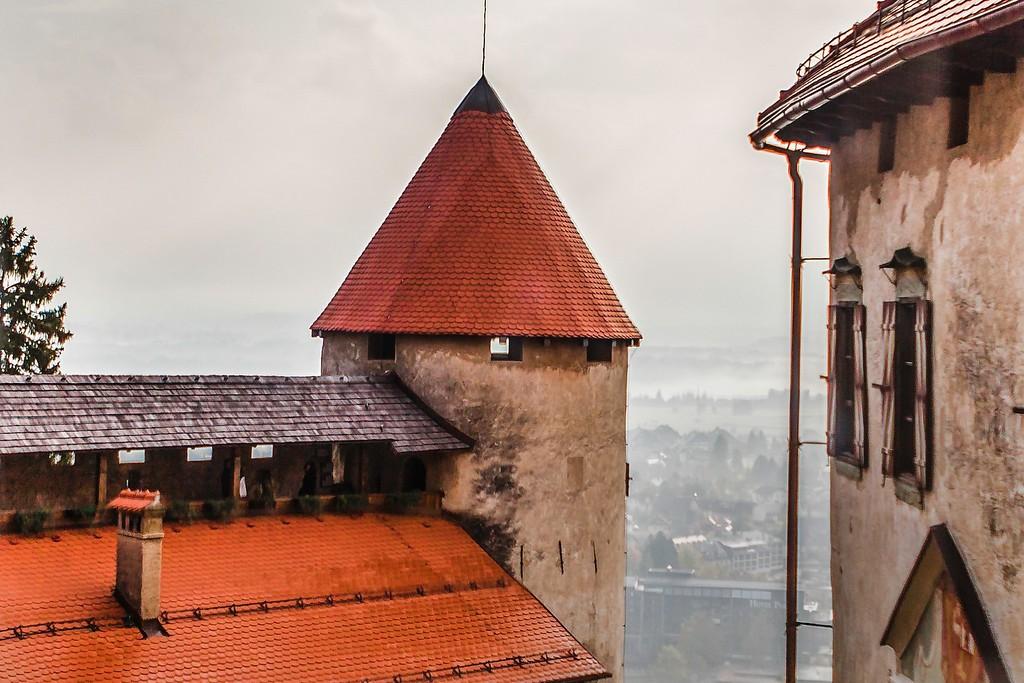 斯洛文尼亚布莱德城堡,一砖一瓦_图1-4