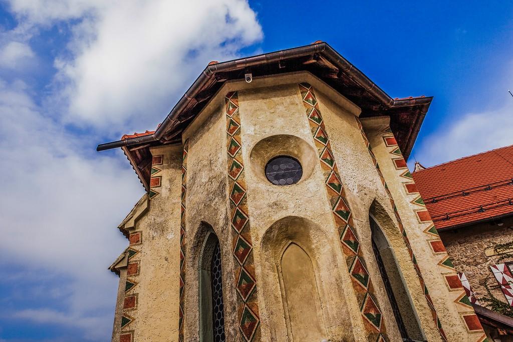 斯洛文尼亚布莱德城堡,一砖一瓦_图1-1