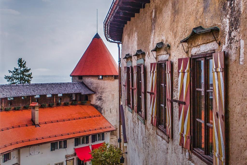 斯洛文尼亚布莱德城堡,一砖一瓦_图1-5