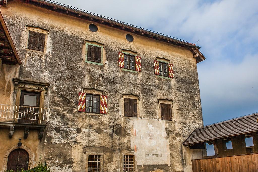 斯洛文尼亚布莱德城堡,一砖一瓦_图1-7