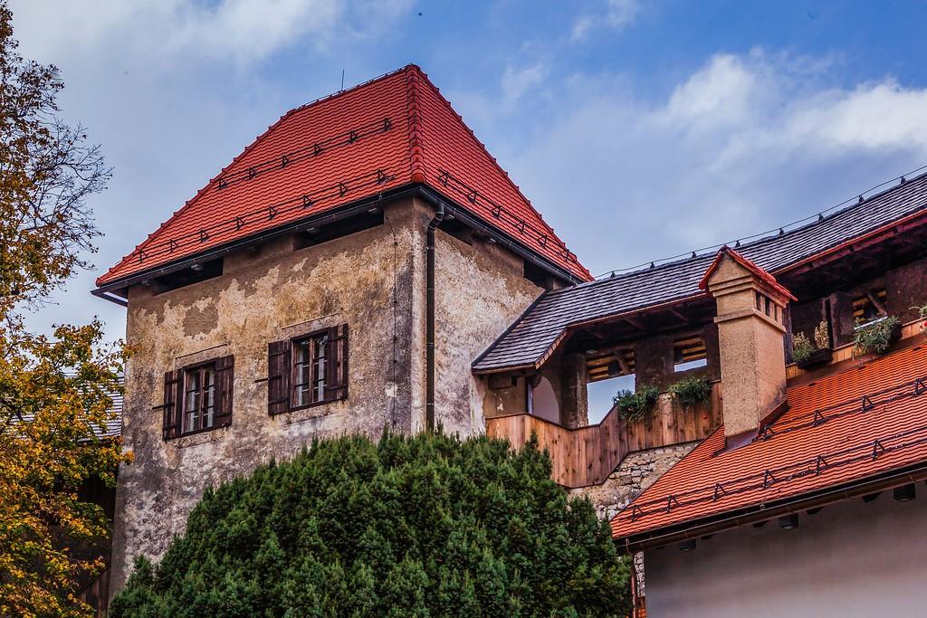 斯洛文尼亚布莱德城堡,一砖一瓦_图1-10