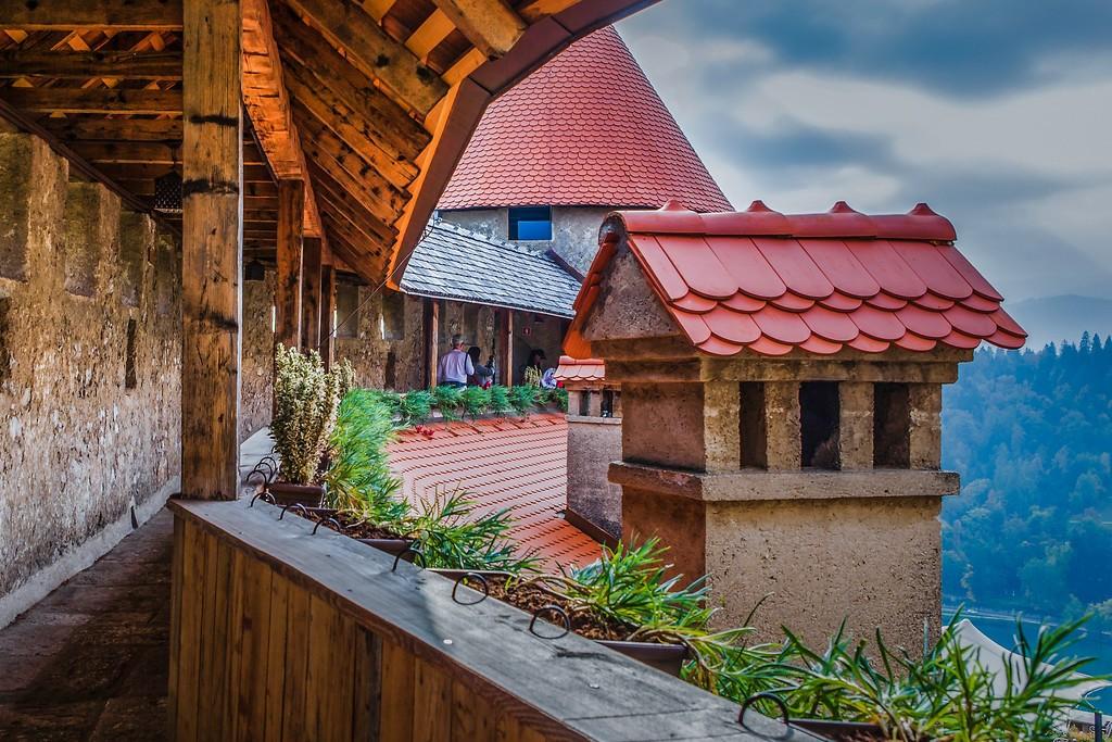 斯洛文尼亚布莱德城堡,一砖一瓦_图1-8