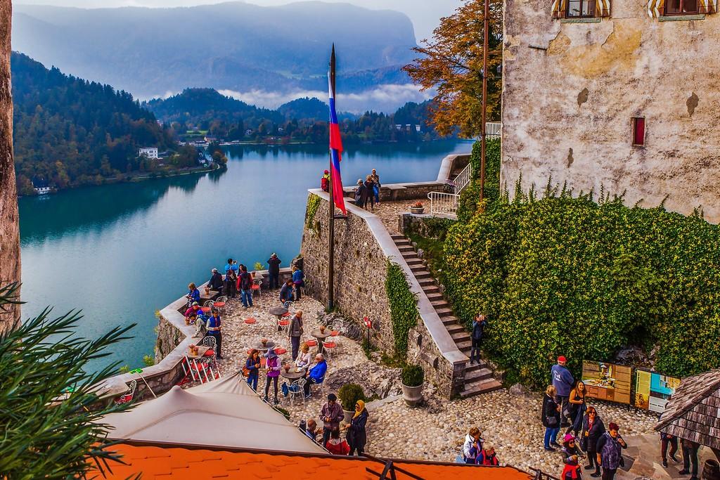 斯洛文尼亚布莱德城堡,一砖一瓦_图1-13