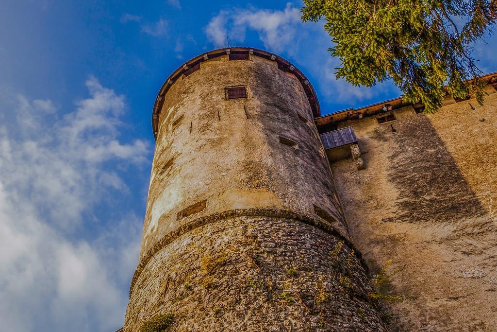 斯洛文尼亚布莱德城堡,一砖一瓦_图1-9
