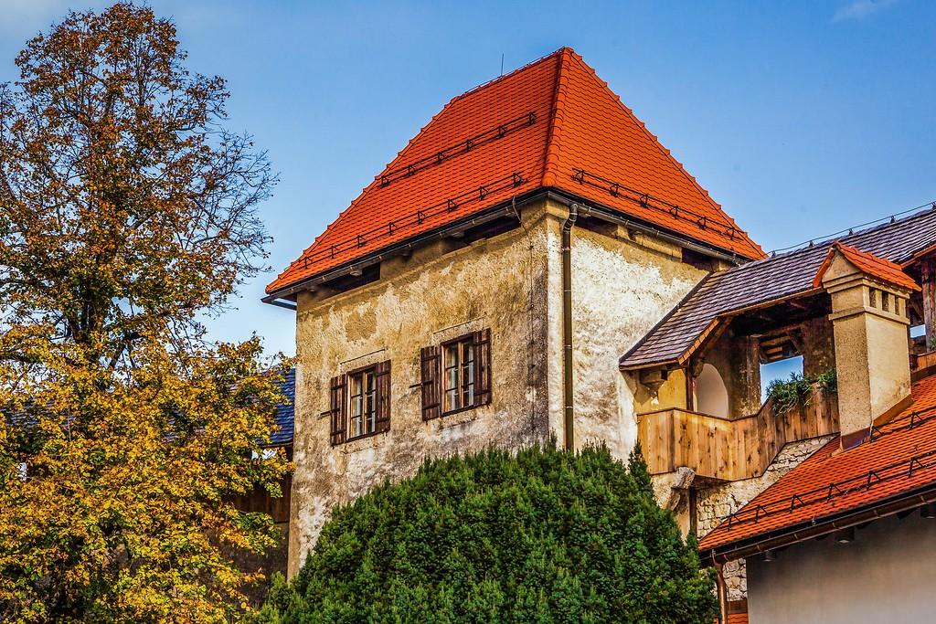 斯洛文尼亚布莱德城堡,一砖一瓦_图1-14