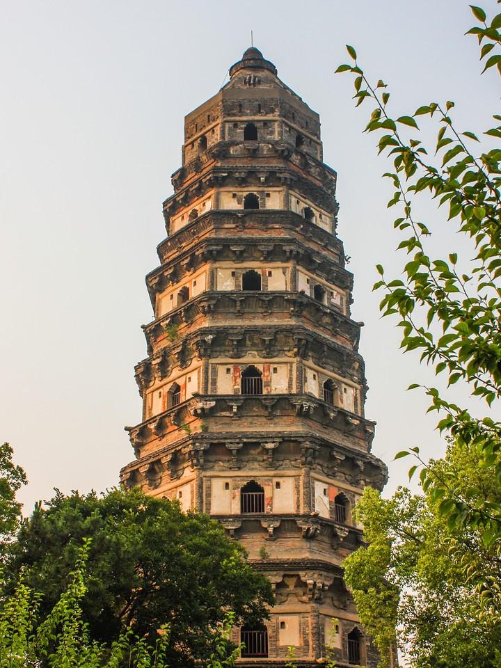 苏州虎丘塔,2500多年历史_图1-9