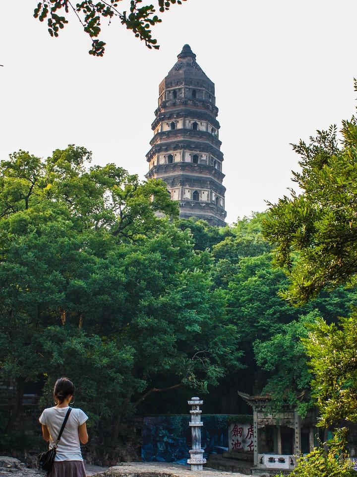 苏州虎丘塔,2500多年历史_图1-16