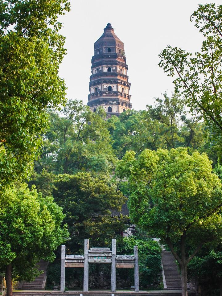 苏州虎丘塔,2500多年历史_图1-20