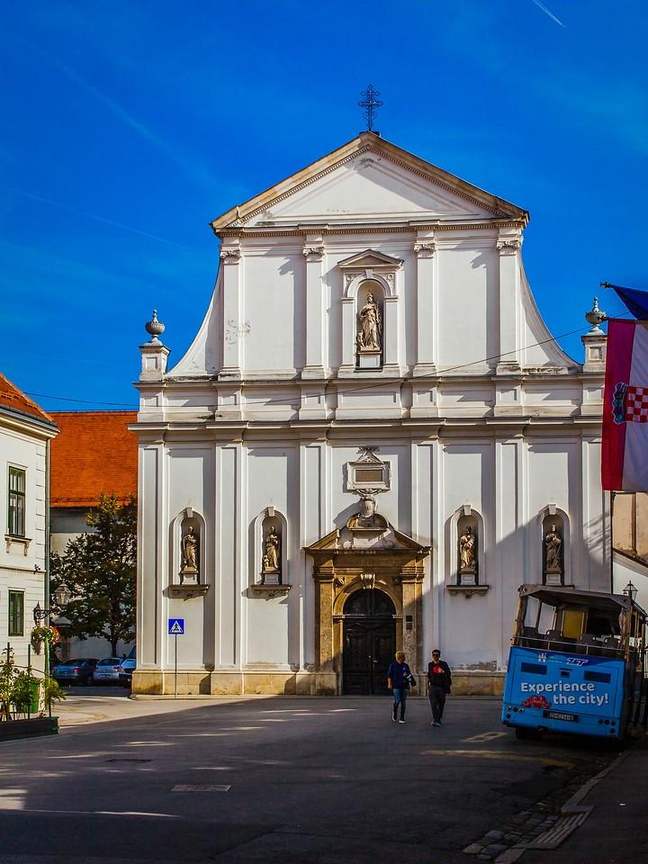 克罗地亚首都萨格勒布(Zagreb),萨格勒布主教座堂_图1-8