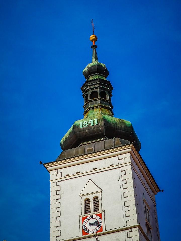 克罗地亚首都萨格勒布(Zagreb),萨格勒布主教座堂_图1-5
