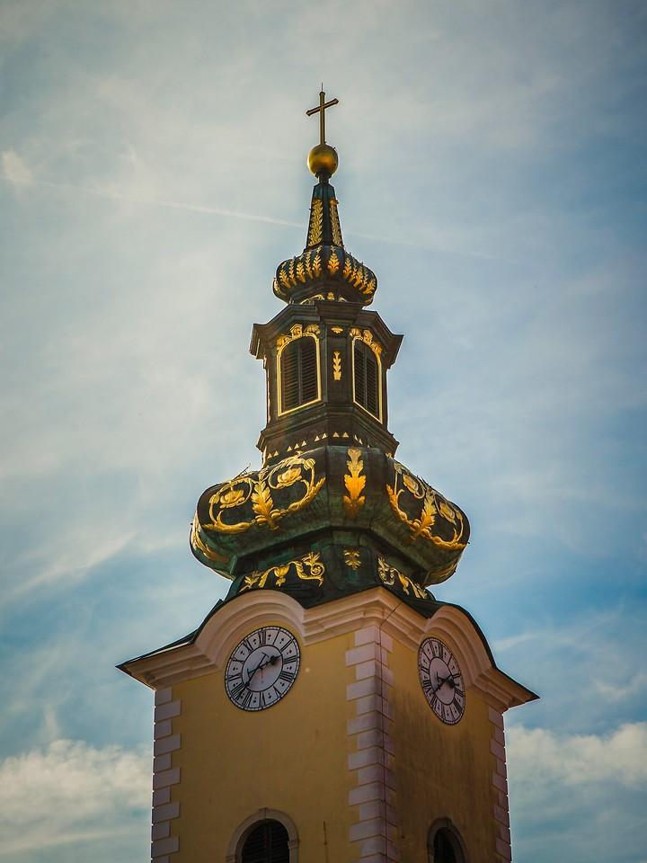 克罗地亚首都萨格勒布(Zagreb),萨格勒布主教座堂_图1-11