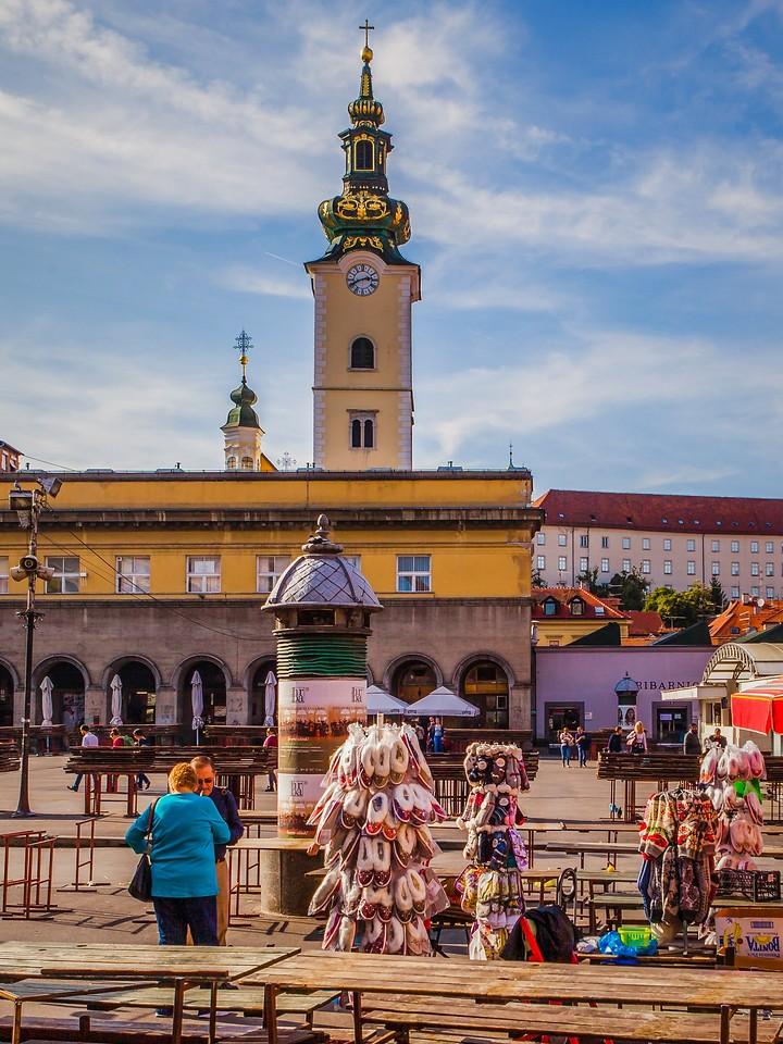 克罗地亚首都萨格勒布(Zagreb),萨格勒布主教座堂_图1-14