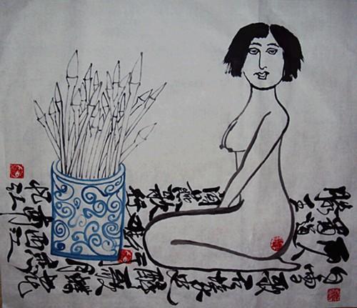 zhangbingxiang.com分享艺术家张炳瑞香的原创艺术网_图1-2