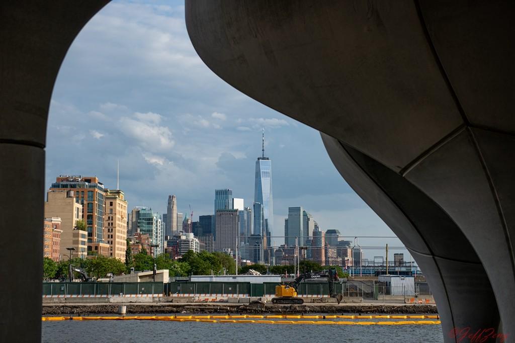 纽约曼哈顿新地标【小岛】Little Island_图1-5